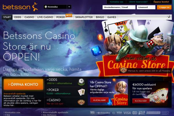 betsson casino klicke