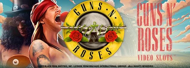 guns n roses casino