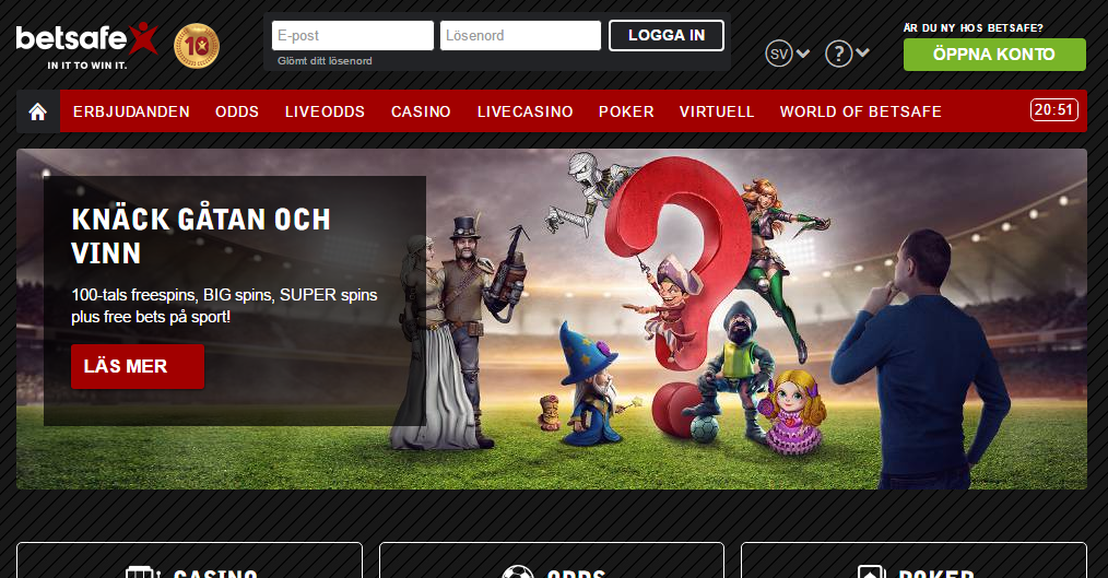 www betsafe com casino